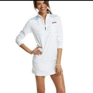 Vineyard Vines Women's Shep Shirt Cover Up M NWOT